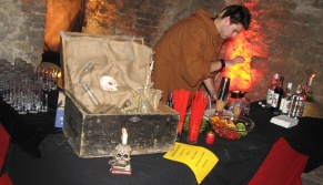 Firemní akce na hradech Fotogalerie našich akcí na hradech a zámcích